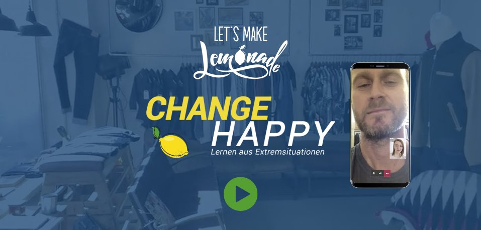 Let's Make Lemonade: Change Happy - 01