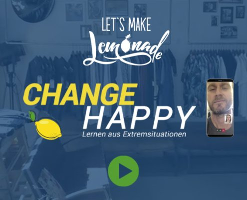 Let's Make Lemonade: Change Happy - 01 Vorschau