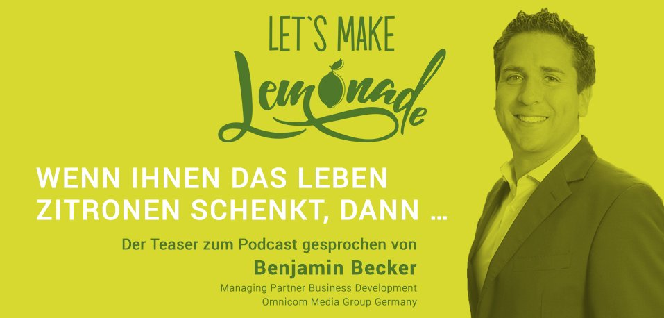 Let's Make Lemonade - Podcast Intro