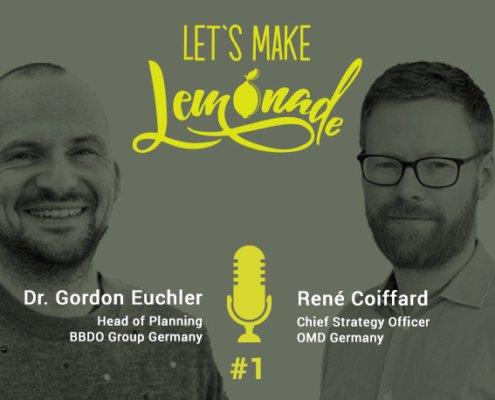 Let's Make Lemonade - Podcast #1