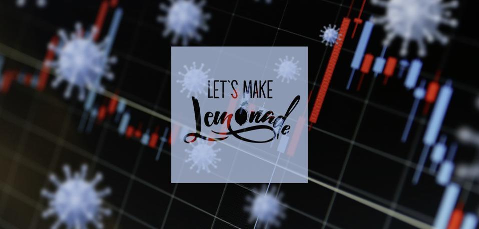 LET'S MAKE LEMONADE: Corona - Interesse an Finanzprodukten