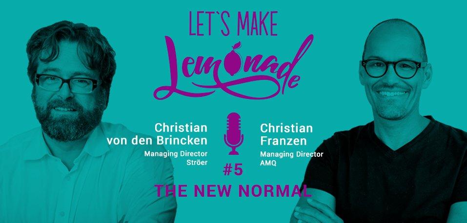Let's Make Lemonade: Podcast 5 - Headerbild