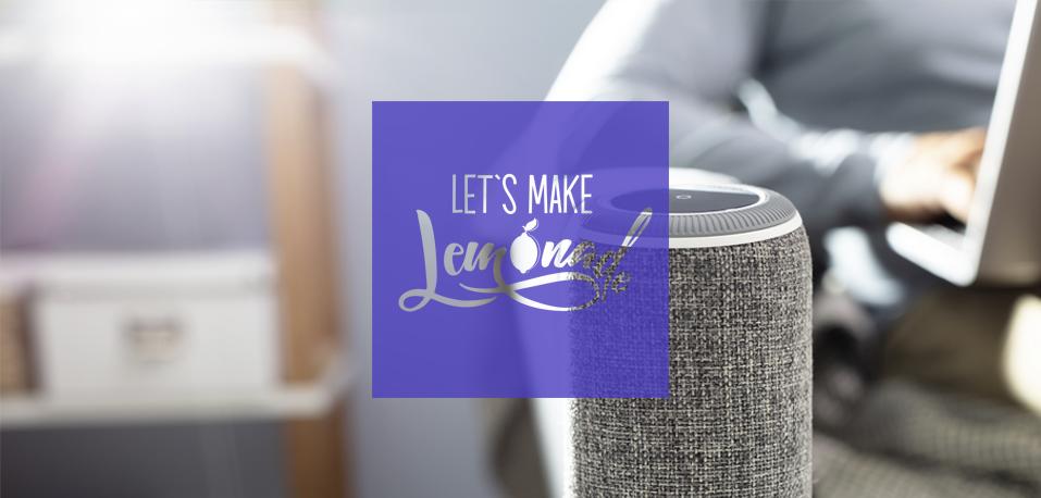 Let's Make Lemonade: Voice und Corona - Headerbild