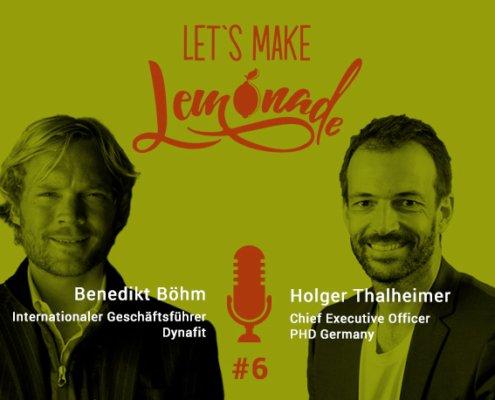Let's Make Lemonade: Podcast 6 - Vorschaubild