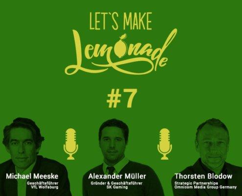 Let's Make Lemonade: Podcast 7