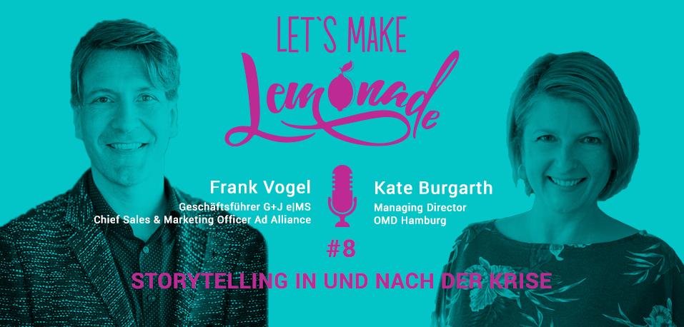 Let's Make Lemonade: Podcast 8 - Storytelling