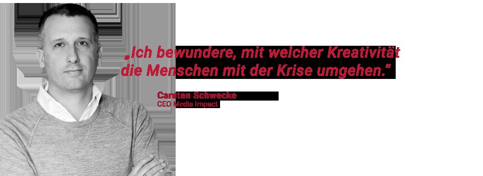 Let's Make Lemonade: Stimmen aus der Branche - Carsten Schwecke