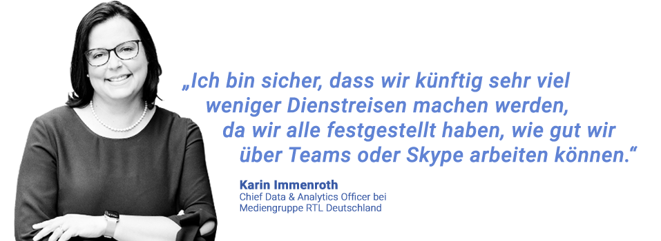 Let's Make Lemonade: Stimmen aus der Branche - Karin Immenroth