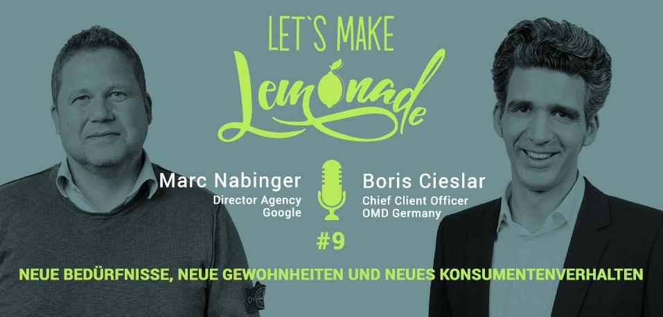 Let's Make Lemonade: Podcast 9