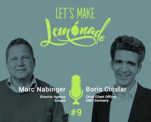 Let's Make Lemonade: Podcast 9 - Vorschau