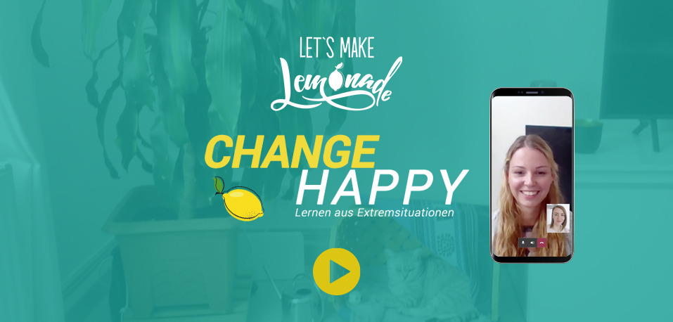 Let's Make Lemonade: Change Happy 3