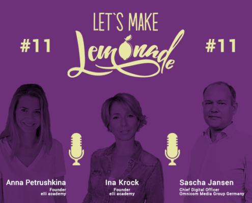 Let's Make Lemonade: Podcast 11 - Vorschaubild
