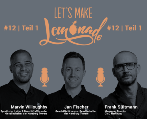 Let's Make Lemonade: Podcast 12 Teil 1 - Vorschau