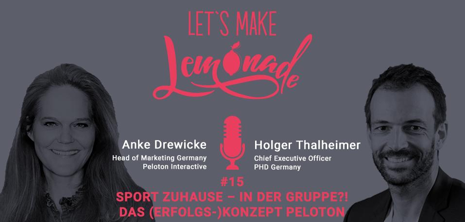 Let's Make Lemonade: Podcast #15