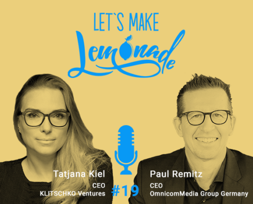 Let's Make Lemonade Podcast 19 Vorschau
