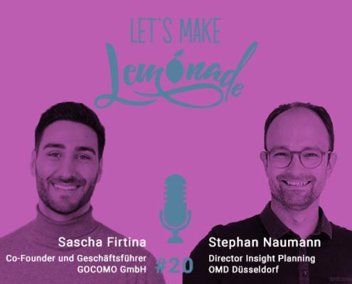 Let's Make Lemonade: Podcast 20 Vorschau