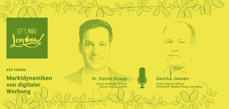 Let's Make Lemonade: Podcast 24