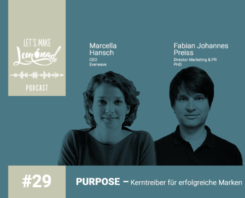 Let's Make Lemonade Podcast 29 - Vorschau