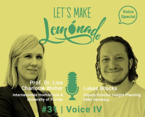 Let's Make Lemonade Podcast 31-Vorschau